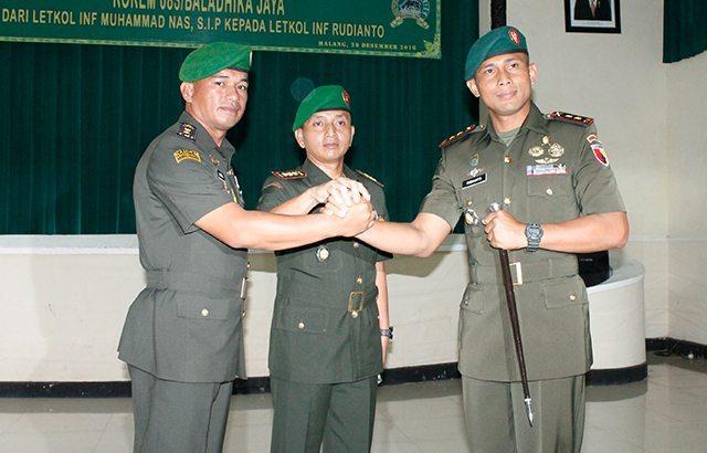 Jabatan Komandan Kodim 0824/Jember Diserahterimakan