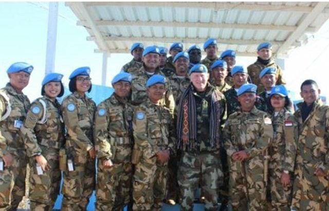Force Commander UNIFIL Kunjungi Indobat