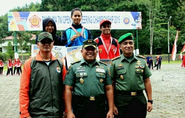Panglima TNI : Atlet Harus Berlatih Mengasah Kemampuan Untuk Meraih Prestasi