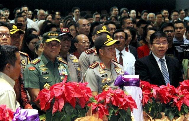 Panglima TNI : Pengamanan Terpadu Ciptakan Perayaan Natal Aman dan Damai