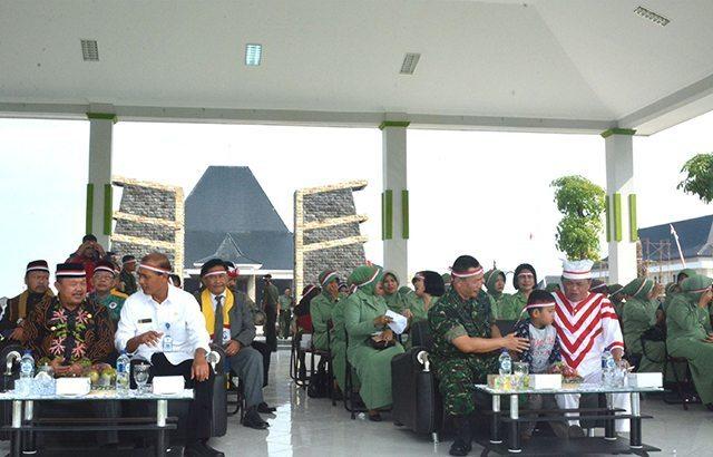 Gelar Apel Nusantara Bersatu di Alun-alun Mejayan Kabupaten Madiun