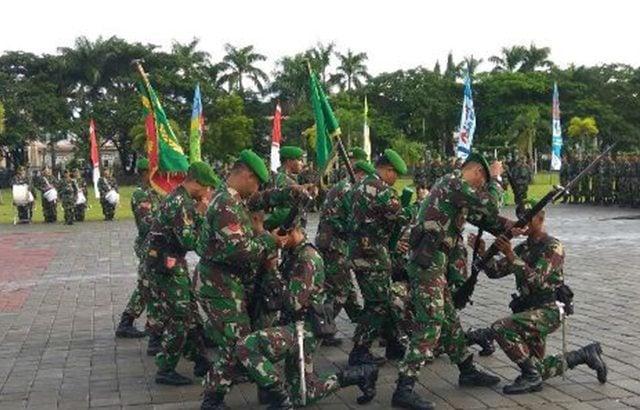 Yudha Wastu Pramuka Jaya, Jadikan Prajurit Infanteri lebih Tangguh dan Profesional
