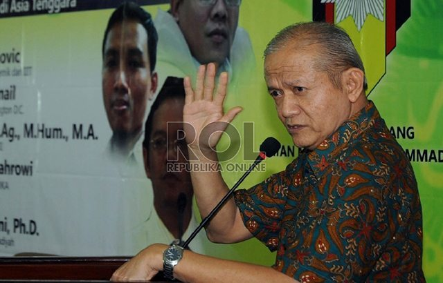 Muhammadiyah Minta Panglima TNI Selamatkan Nasib Bangsa Indonesia Ini.