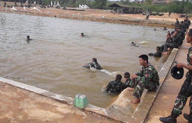 Renang Militer, Tingkatkan Kemampuan Individu Seorang Prajurit TNI