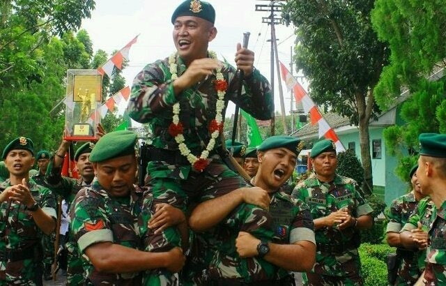Batalyon Armed 12 Angicipi Yudha Kostrad Berhasil di Maluku