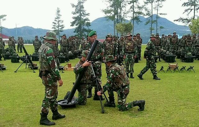Danrem 011/LW : Pegang Teguh Netralitas TNI