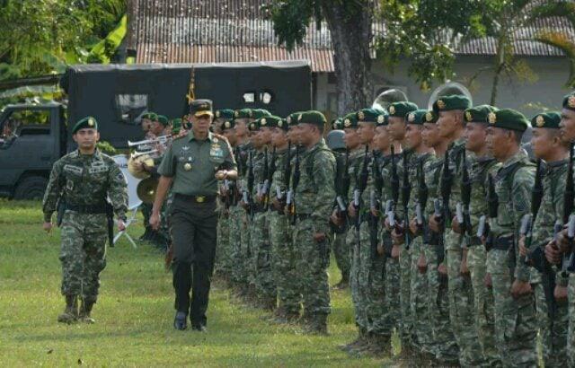 Prajurit TNI Akan Terus Menjaga Situasi di Ambon Tetap Aman