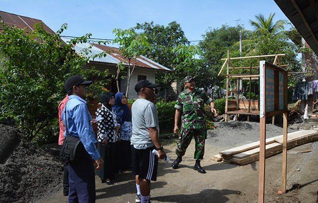 Mayjen TNI Tatang Sulaiman : Tahun ini Kodam IM berhasil Rehab 70 Rumah Veteran di Aceh