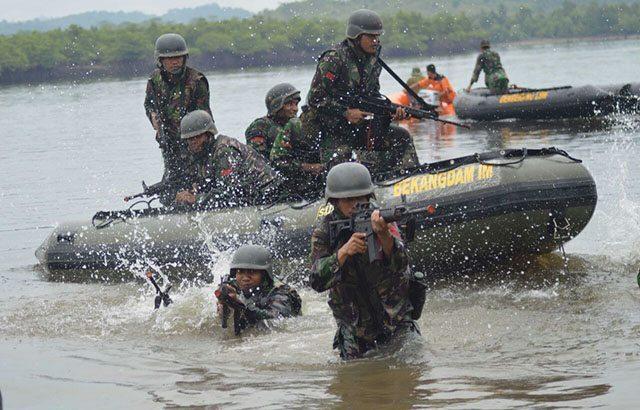 Batalyon Raider khusus 111/Karma Bakti Latihan Pemantapan Ralasuntai