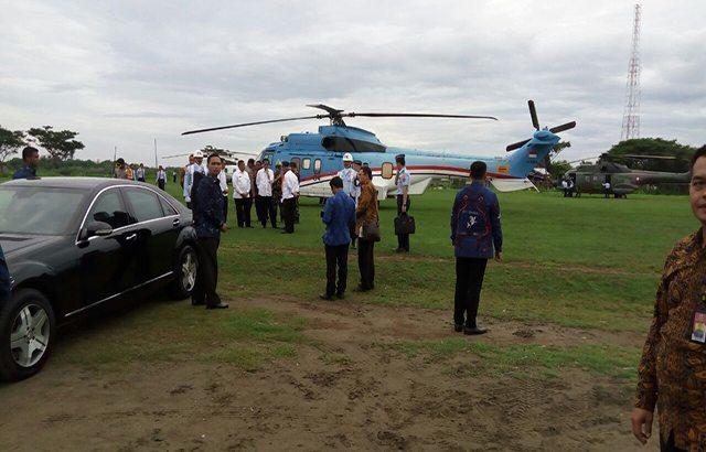 Presiden RI Joko Widodo Kunjungi Korban Gempa di Pidie Jaya