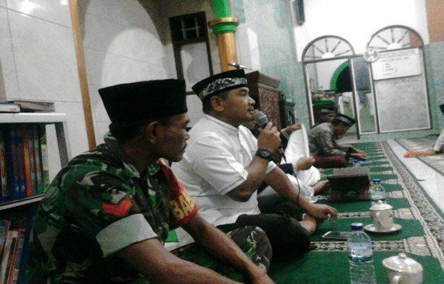 TNI dan Masyarakat Harus Selalu Bersama