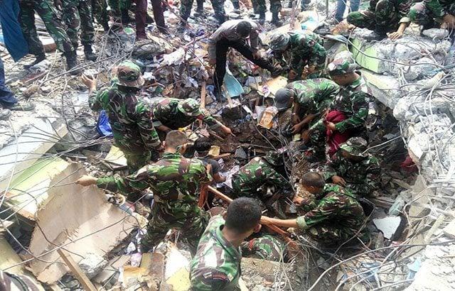 Disaat Rakyat Butuh TNI Selalu Ada