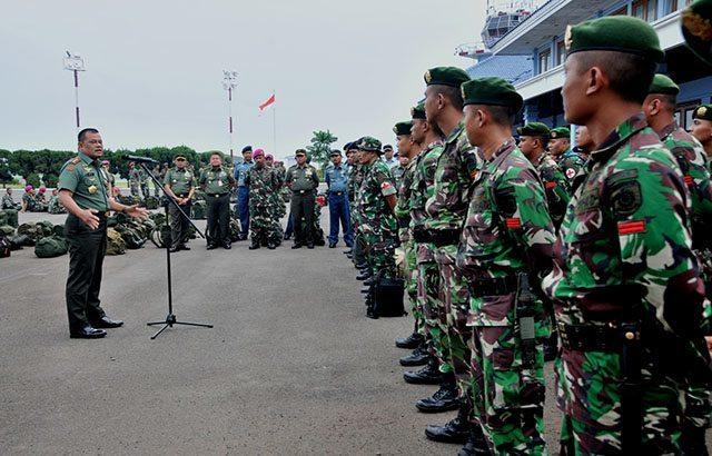 TNI Kirim Satgas Kesehatan Bantu Korban Gempa di Pidie Jaya