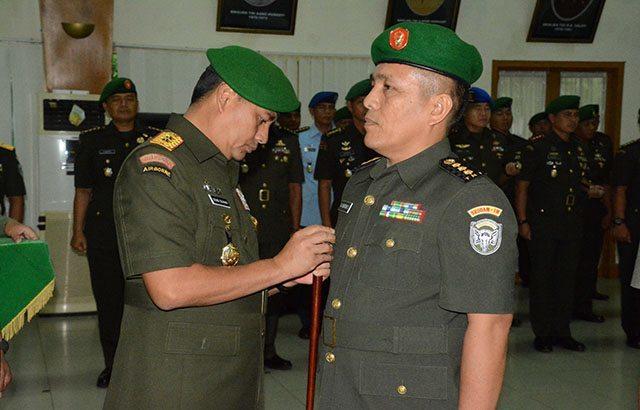 'Serah Terima Jabatan' Upaya Untuk Melahirkan Karya-Karya Terbaik Perwira