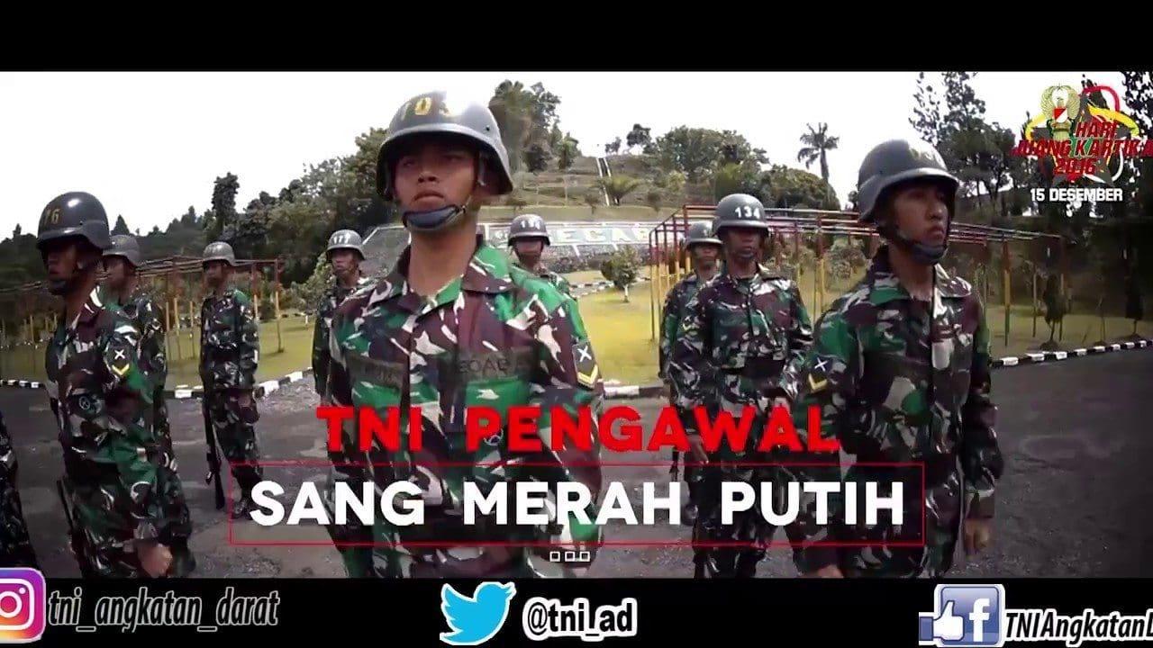 TNI Demi Negara, Rakyat dan Merah putih