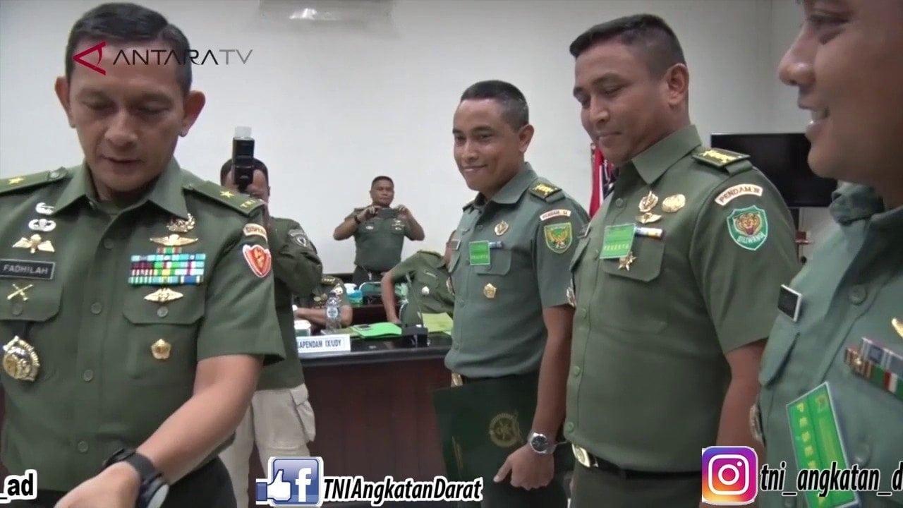 Buletin TNI AD eps 122 (12-12-2016)