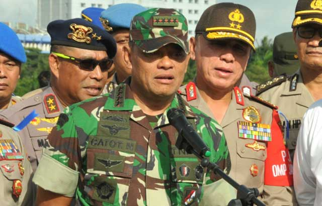 Panglima TNI Bentuk Tim Investigasi Pembelian Heli AW 101