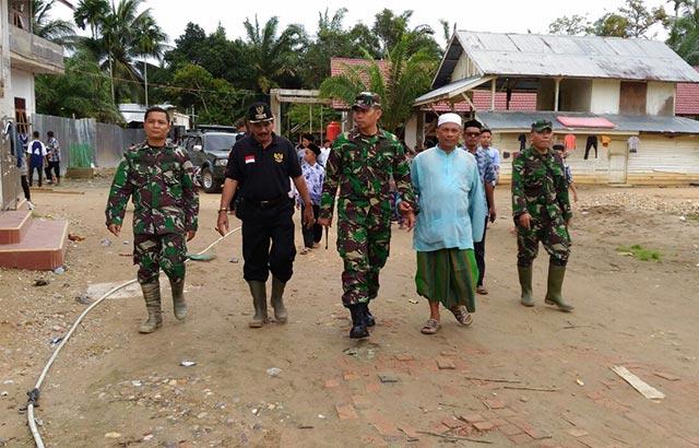 Dandim 0104/Aceh Timur : TNI Akan Selalu Ada Untuk Rakyat