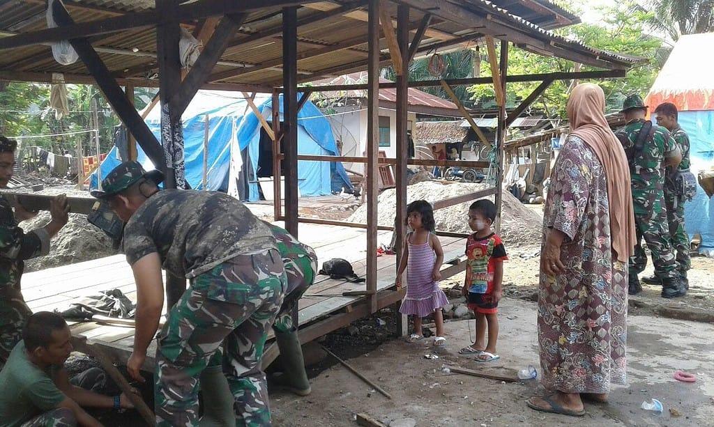 Kodam IM Bangun 500 Unit Hunian Bagi Korban Gempa Pidie Jaya