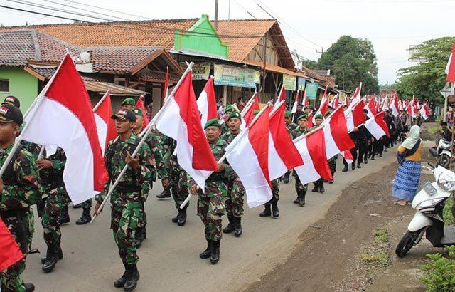Kirab Bendera Merah Putih
