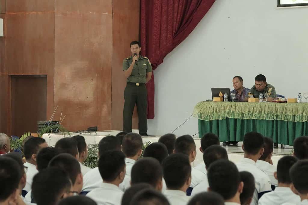 Kodam II/Sriwijaya Kampanyekan Penerimaan Calon Taruna-Taruni Akmil