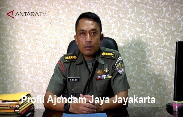 Profil Ajendam Jaya Jayakarta