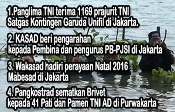 Buletin TNI AD eps 127 (16-01-2017) SEG 1