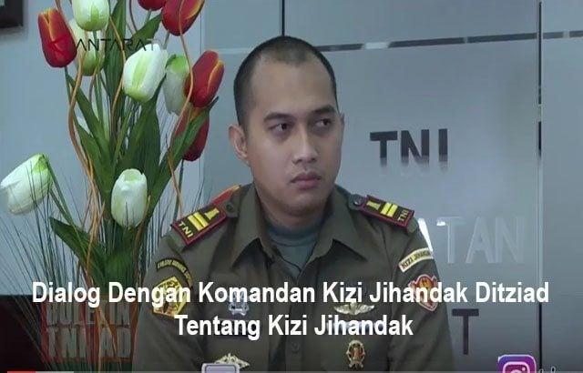 Dialog Dengan Komandan Kizi Jihandak Ditziad