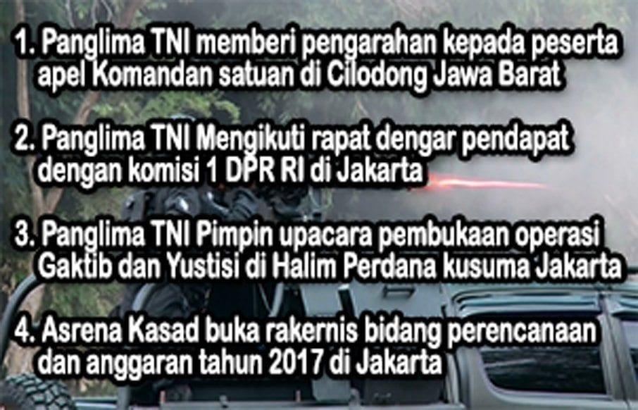 Buletin TNI AD eps 130 (06-02-2017) SEG 1