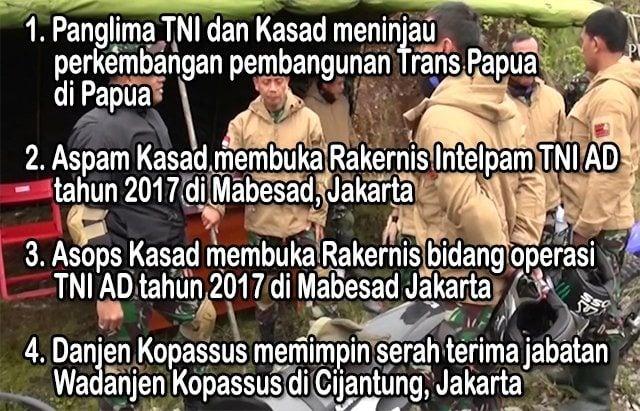 Buletin TNI AD eps 131 (13-02-2017) SEG 1