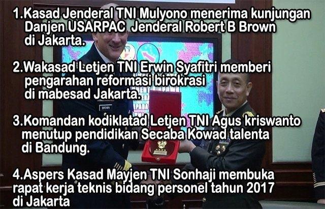 Buletin TNI AD eps 133 (27-02-2017) SEG 1