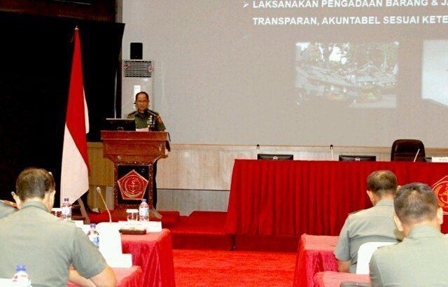Pengadaan Alkomlek TNI Berdayakan Industri Dalam Negeri