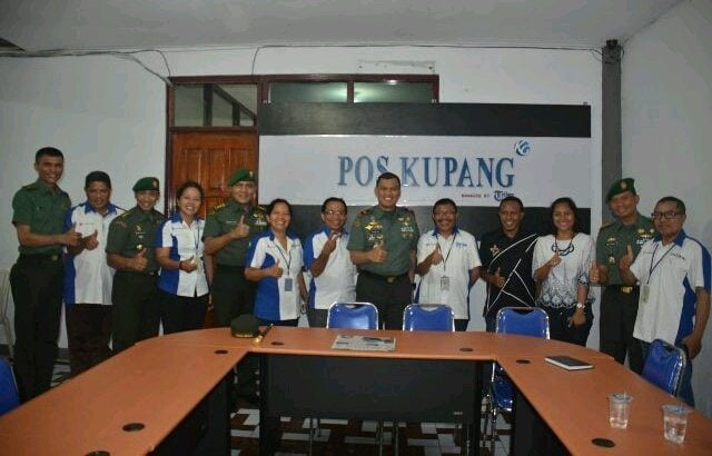Media Massa Adalah Partner TNI