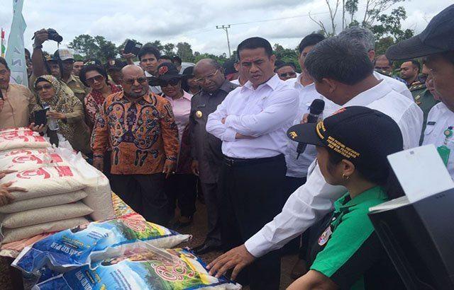 Setelah 72 Tahun, RI Ekspor Beras ke Papua Nugini