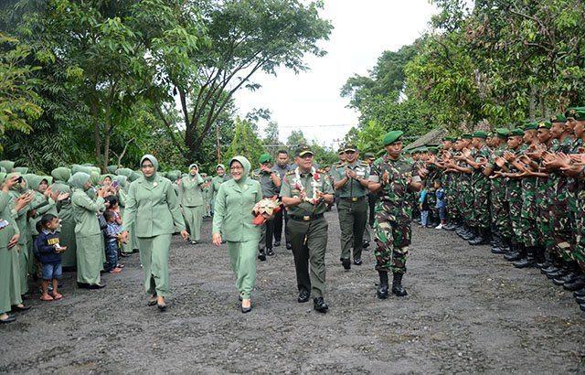 Pangdam III/Slw : Jaga Kehormatan Diri, Satuan dan Institusi TNI