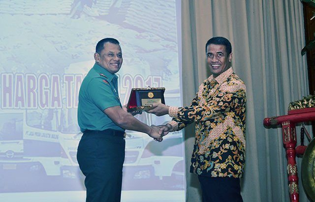 TNI Bersama Kementan RI Maksimalkan Penyerapan Gabah Petani.