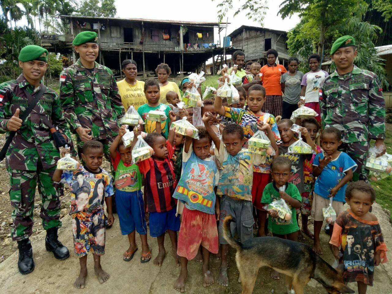 Pentingnya Asupan Gizi Untuk Anak-anak Di Perbatasan RI – PNG