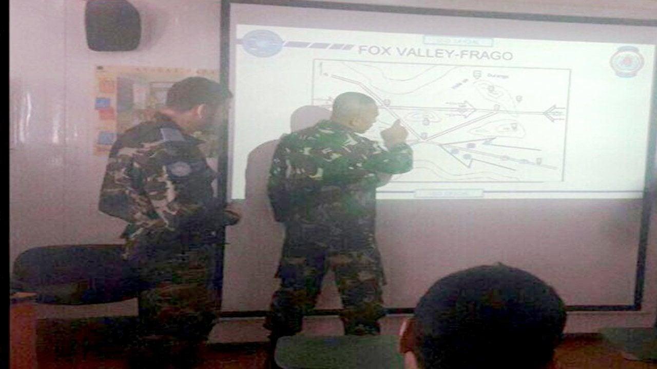Prajurit Indobatt Ikuti Decision Maker Training