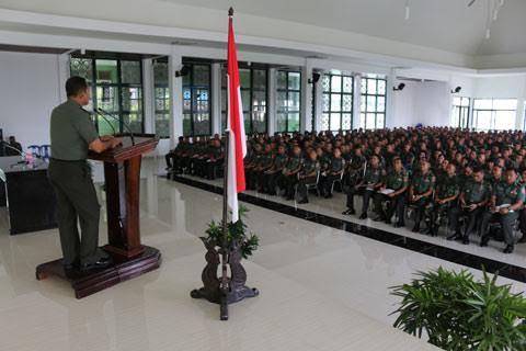 Pecat, Hukuman bagi Prajurit TNI yang Terlibat Narkoba