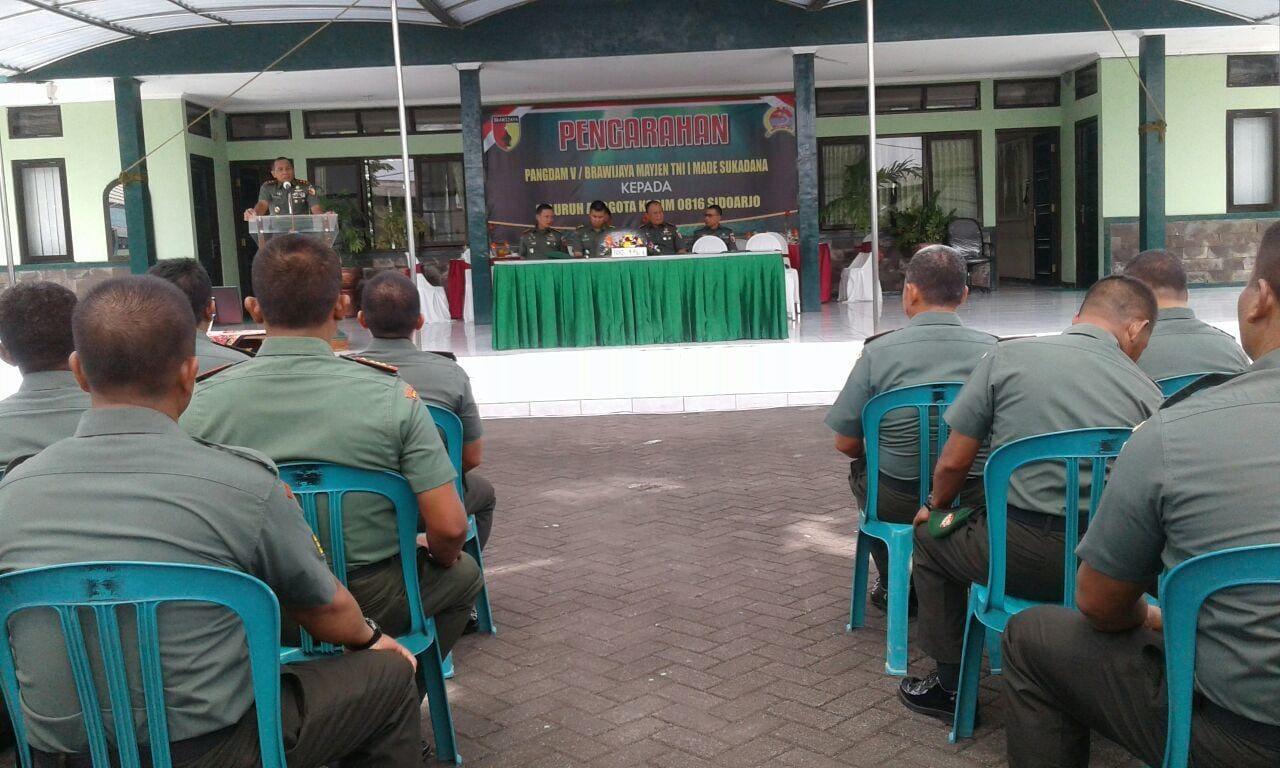 Disiplin Adalah Napasnya Prajurit TNI