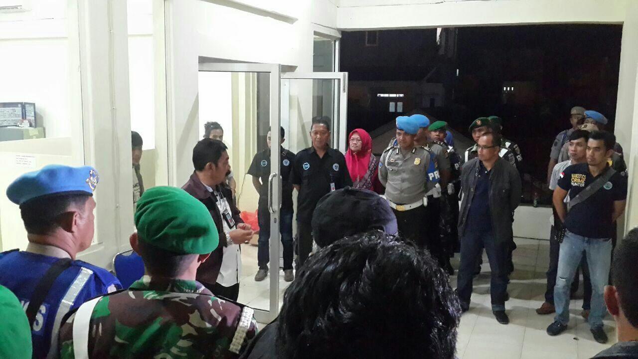 Kepala BNN Sulawesi Barat Apresiasi Dukungan Korem 142/Tatag Berantas Narkoba