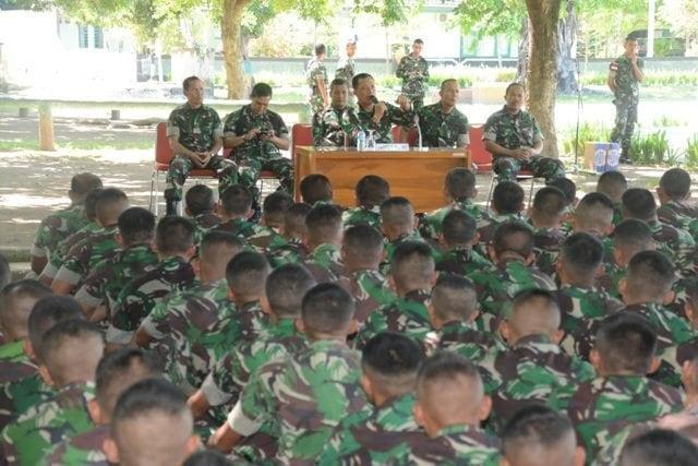 Melaksanakan Tugas di Daerah Perbatasan Merupakan Kehormatan