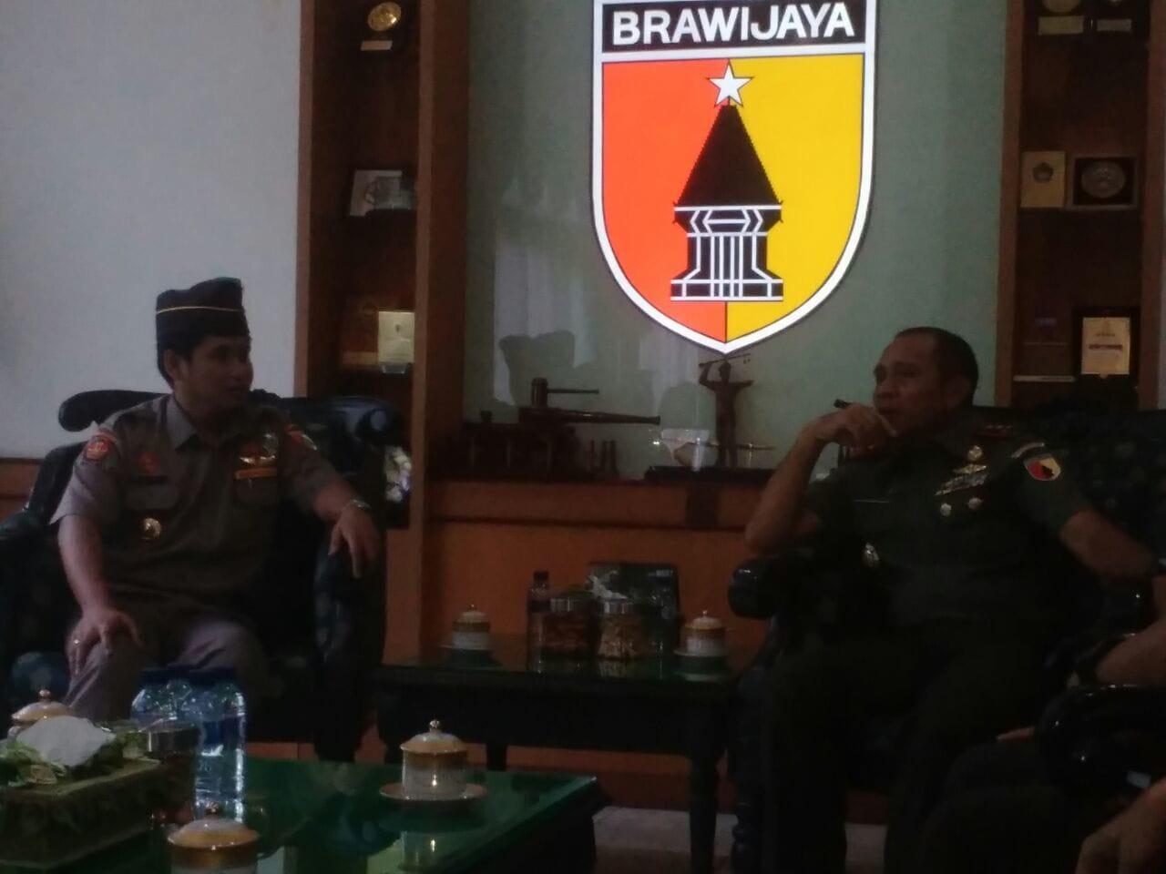 Pangdam V/Brawijaya : TNI AD Dan Banser Bersinergi Dalam Menjaga Kebhinnekaan