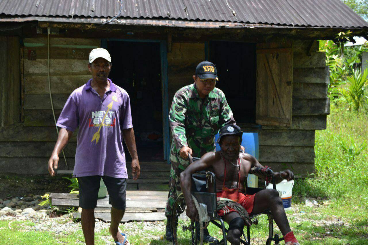 TNI-Rakyat Inti Kekuatan Yang Dahsyat