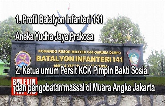 Buletin TNI AD eps 134 (06-03-2017) SEG 3