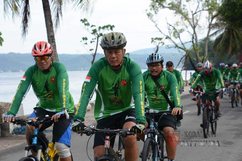 Kebersamaan TNI dan Polri Terjalin Erat di Maluku Utara