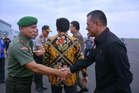 Mendagri Apresiasi Panglima TNI Kembangkan Karate Di Indonesia