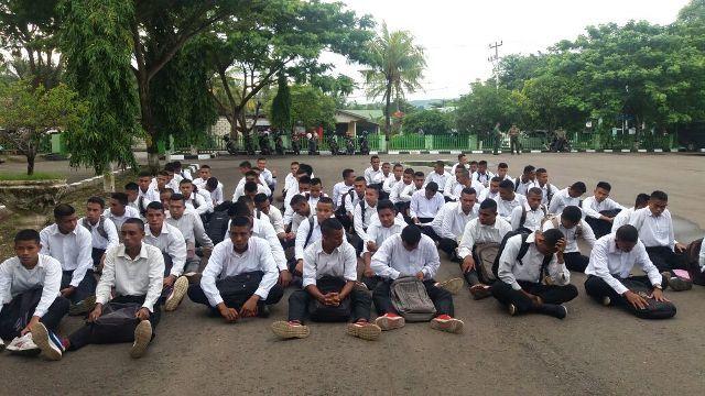 85 Peserta Dari Pulau Terluar Ikuti Seleksi Calon Tamtama TNI AD