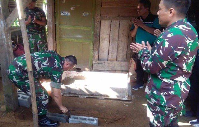 Danrem 081/DSJ Peletakan Batu Pertama RTLH dan Trail Pacitan Paradise 2 of Java