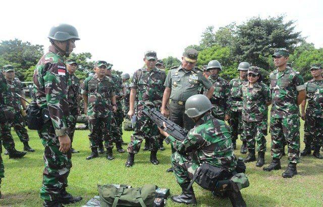 Asops Panglima TNI : Kita Harus Dapat Merebut Hati Masyarakat